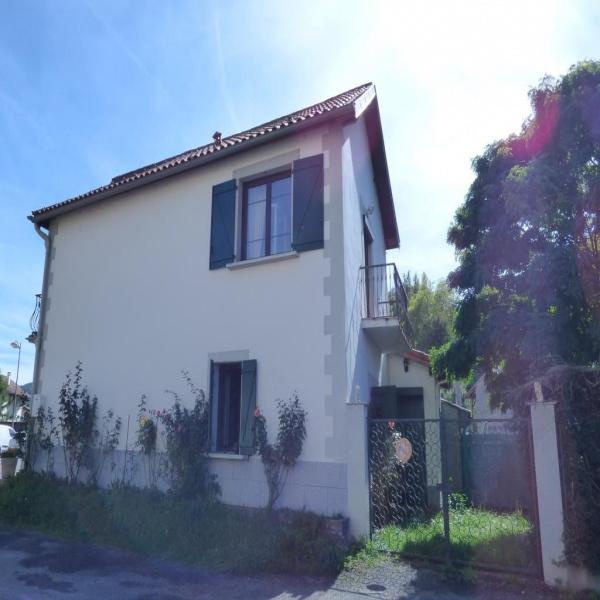 Offres de vente Maison de village Oust 09140