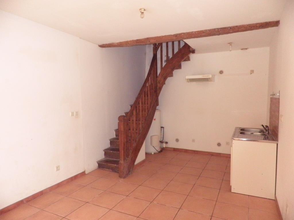 Appartement 1, pièce à vivre