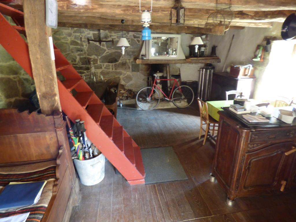 vente grange amenagee vallee du garbet. Black Bedroom Furniture Sets. Home Design Ideas