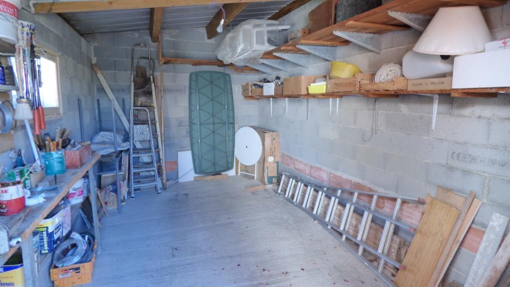 Garage indépendant